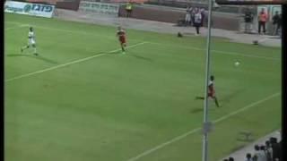 בני סכנין נגד הפועל תל אביב 1-2 גביע הטוטו עונת 2010-2011