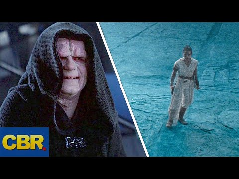 Palpatine's Sith Ritual Explained In Star Wars: The Rise Of Skywalker