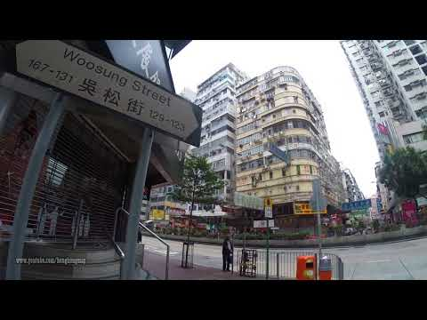 Hong Kong Chinese Lunar New Year Walk 2018 年初三 @ Jordan, Yau Ma Tei and Mong Kok (20180218)
