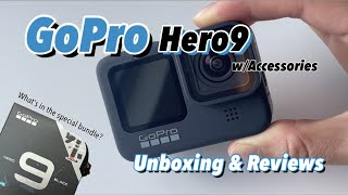 (Eng) GoPro Hero9 Unboxing 고프로…