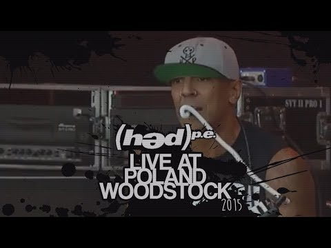(hed) p.e. Live at Poland Woodstock [July 31, 2015]