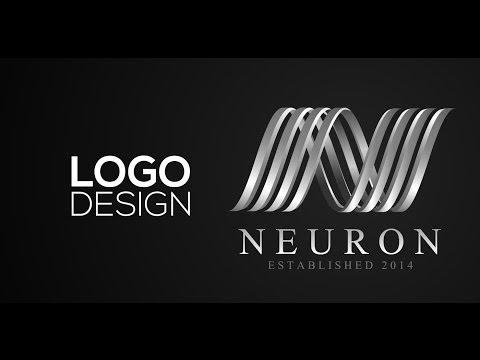Professional Logo Design - Adobe Illustrator cs6 (Neuron) Mp3
