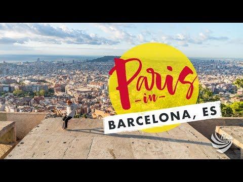 PARIS IN BARCELONA | Paris Truck Co.