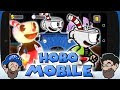 THIS WAS A HUGE MISTAKE || Cuphead BOOTLEG Games || Hobo Mobile