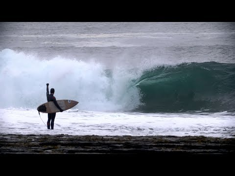 Lost in the Swell - Scotland Bromance