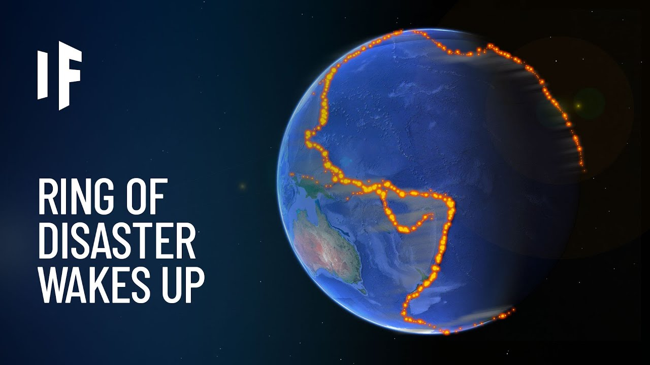 Download What If the Ring of Fire Erupted Right Now?