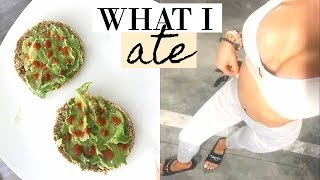 what I eat in a day | easy, vegan & clean