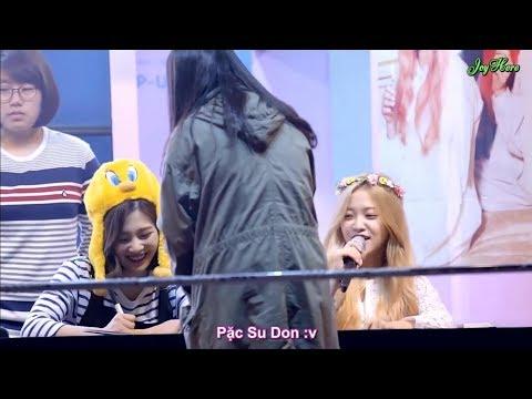 [JoyHere][FMV] Red Velvet Yeri Sings Young Love To Tease Joy @ The Best Maknae