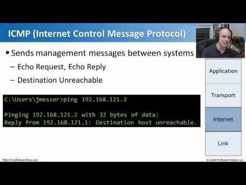 Common Networking Protocols - CompTIA Network+ N10-004: 1.1