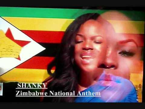 Shanky - Simudzai Mureza (Zimbabwe National Anthem) Audio,  produced by Jay Picasso