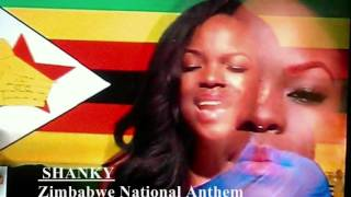 Shanky - Simudzai Mureza (Zimbabwe National Anthem) Audio,  produced by Jay Picasso