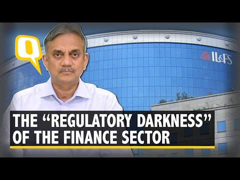 "IL&FS, Share Market & ""Regulatory Darkness"" of Finance Sector"