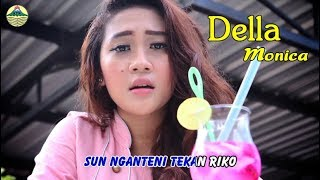 Della Monica - Rong Ulan   |  [Official Video]   #music
