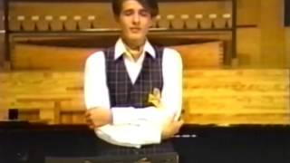MAX EMANUEL CENCIC boy soprano  -  Bist du bei mir