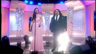 Jonathan and Charlotte - Il Mondo E Nostro (Rule The World) - This Moirning - 6th March 21013