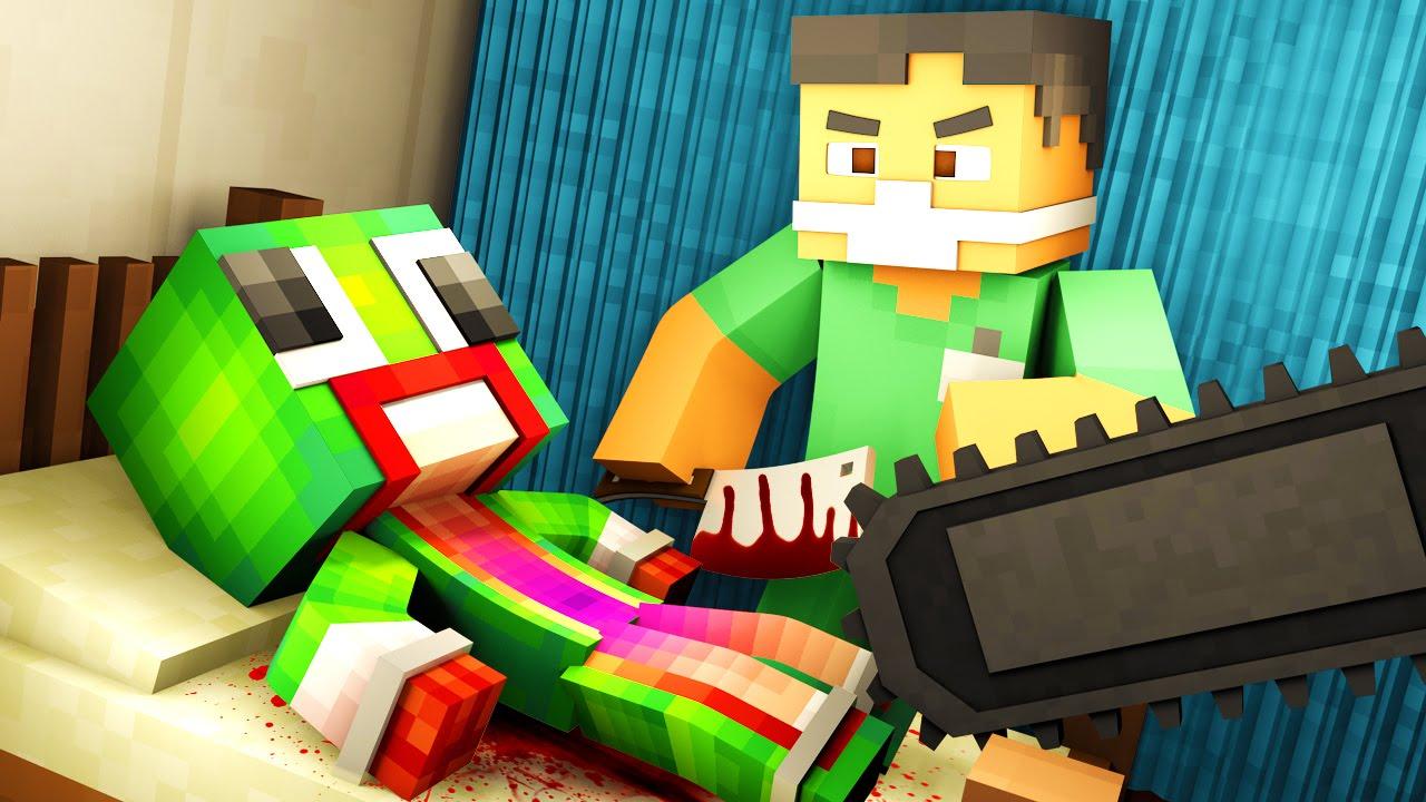 Minecraft Daycare - KILLER DOCTOR!