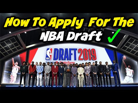 HOW TO MAKE IT TO THE NBA |