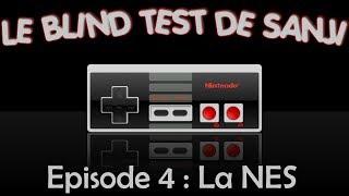 Le BlindTest de Sanji #4 - La NES