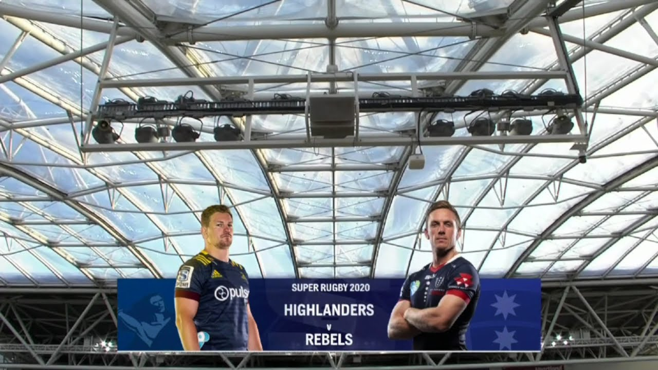 SuperSport   Super Rugby   Highlanders v Rebels   Highlights - SuperSport