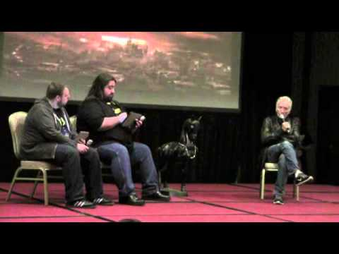 Tobin Bell Panel from DAYS OF THE DEAD INDY