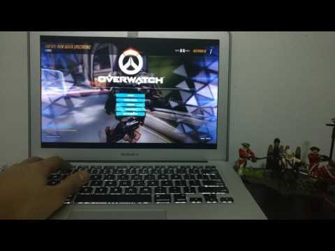 How To Run Overwatch On Macbook Air 2014 Overwatch