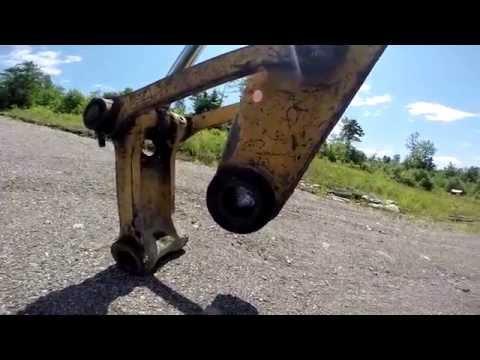 Excavator Bucket Maintenance:  Line boring, Pins, Bushings, & Teeth | Redneck Homestead