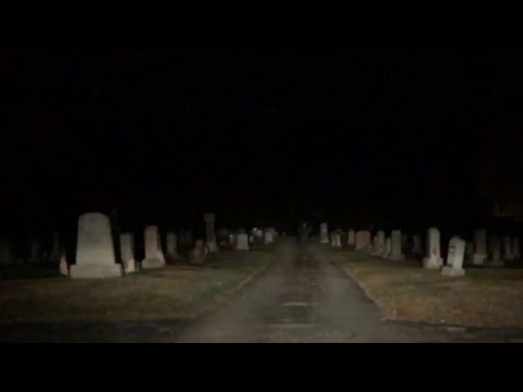 Live from the Cemetery