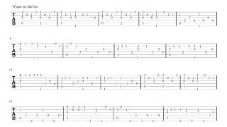 Video True Colors Fingerstyle Guitar [TABS] download MP3, 3GP, MP4, WEBM, AVI, FLV Oktober 2018