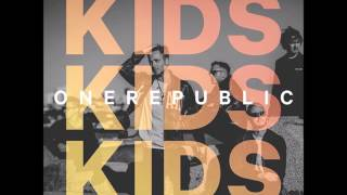 OneRepublic - Kids (Official Radio Edit Instrumental) + DOWNLOAD