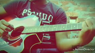 vuclip Chaana mere aa- First time try finger style