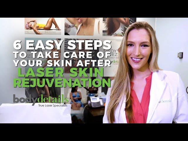 How to Care for Skin After Laser Skin Rejuvenation