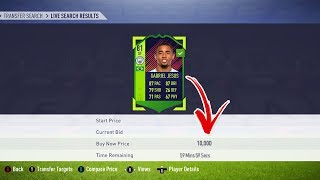 HOW TO MAKE 50K AN HOUR EASILY!!😱 - FIFA 18 SNIPING FILTERS & TIPS!