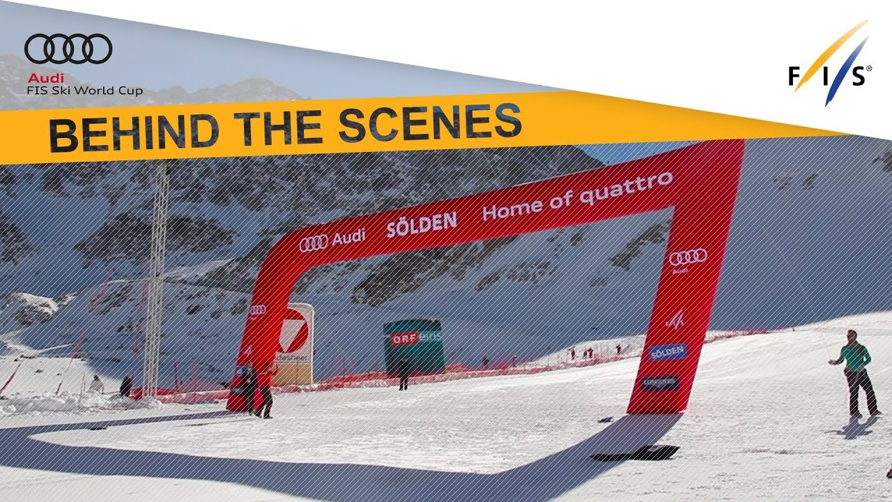 betrouwbare kwaliteit Los Angeles snelle levering 2018/19 Audi FIS Ski World Cup Trailer | FIS Alpine