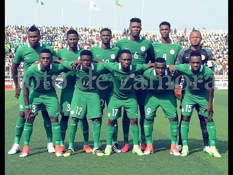 ARIWACHUKWU EMMANUEL #FULLMATCH #SUPEREAGLES...Nigeria vs Sierra Leone WAFUCUPOFNATIONS2017