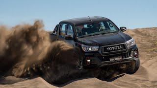 Nueva Toyota Hilux GR Sport V6 2020   ¿Cuánto cuesta, qué ofrece y qué le falta?
