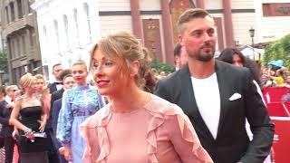 Елена Кравец и Антон Лирник на Одесском Международном Кинофестивале 2018!