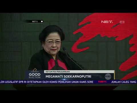 Tanggapan Megawati Terhadap Usulan Debat Capres Menggunakan Bahasa Inggris - NET 5