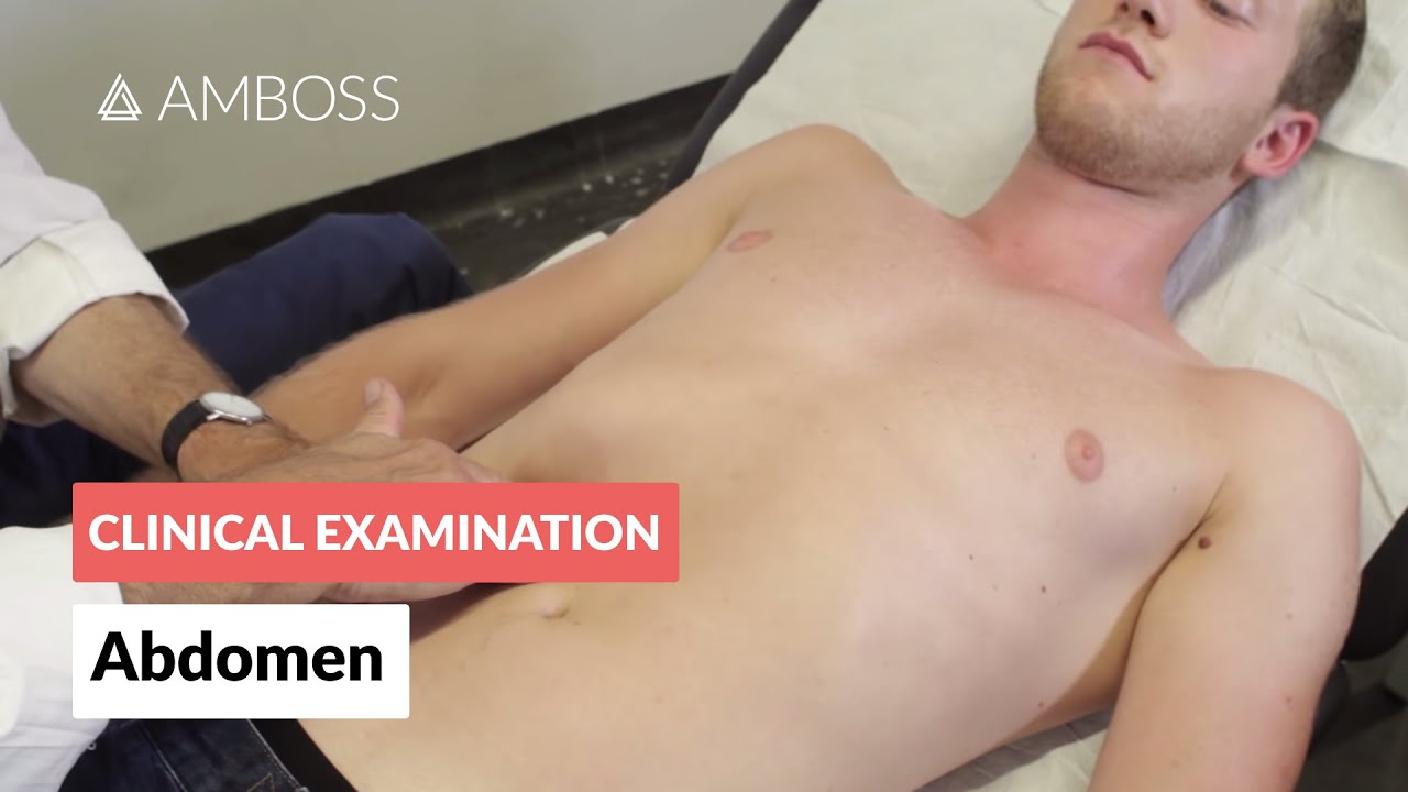 Abdominal examination clinical examination amboss youtube ccuart Image collections