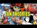 Cartoon Conspiracy Theory | Samurai Jack, Up!, Toy Story & More! | Fan Submissions
