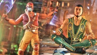"Brutality ""Gire-me Direito"" do Kabal no Mortal Kombat 11"