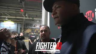 LUIS ORTIZ; WHY THE JOSHUA FIGHT DIDN'T GET MADE, WANTS REMATCH WITH WILDER. WHYTE, FURY AND MORE