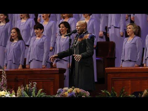 Alex Boyé Sings With Mormon Tabernacle Choir at Pioneer Day Concert in Utah