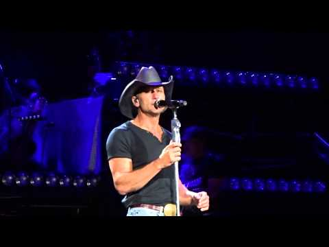 Tim McGraw - Something Like That [Live] 8.7.2015 - Noblesville, IN (Indianapolis)