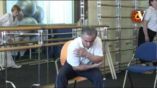 Плечелопаточный периартрит. Комплекс упражнений