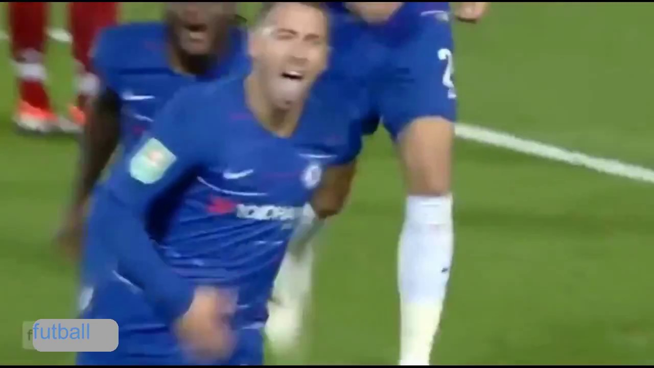 Download Liverpool vs Chelsea 1 2 Highlights Carabao Cup 2018