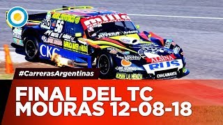 Automovilismo - Final TC Mouras - 12-08-18