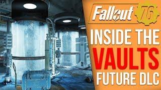 Fallout 76 - Inside the New Vault DLC