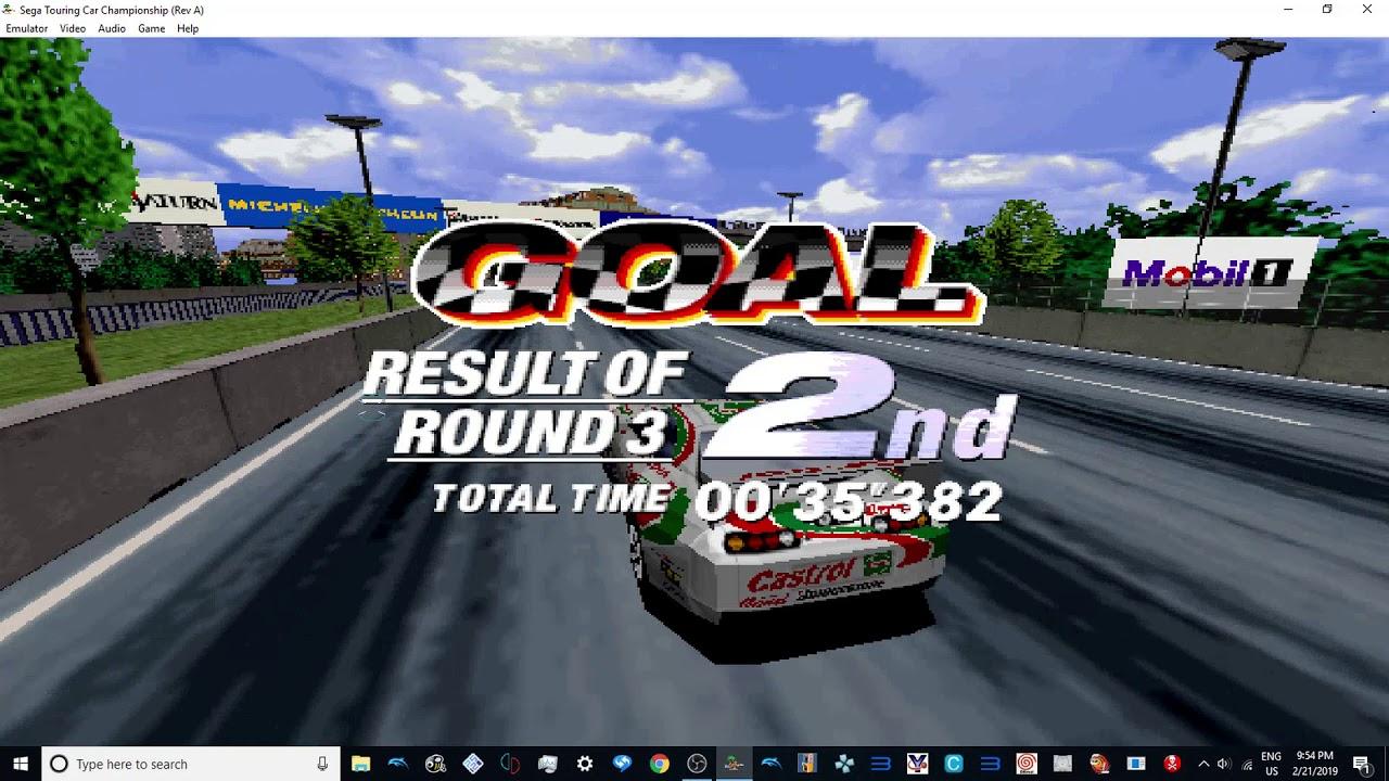 SEGA TOURING CAR CHAMPIONSHIP ALL CARS 1996-2019 SEGA MODEL 2 1080p 60fps