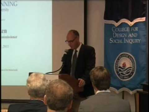 FAU Special Presentation by Wim Kuijken, Dutch Delta Programme Commissioner