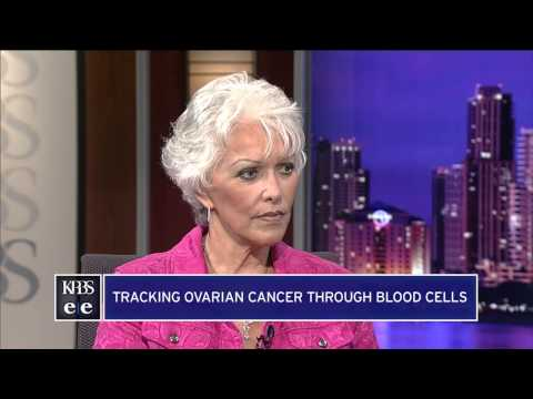 Tracking Ovarian Cancer Through Blood Cells